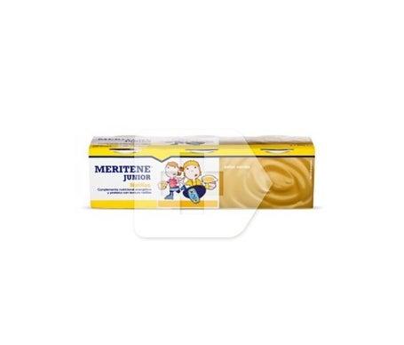 Crème pâtissière à la vanille Meritene Junior 3 pcs