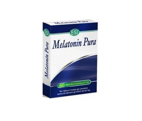 Melatonin Pure 60Microtav