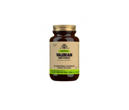 Solgar Valeriana 60cáps