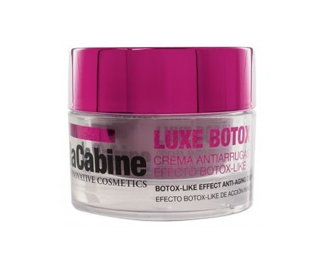La Cabine Luxe Botox anti-wrinkle cream 50ml