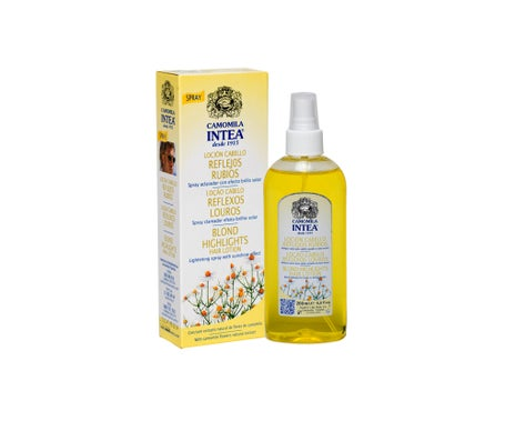 Intea camomila reflejos rubios spray 200ml