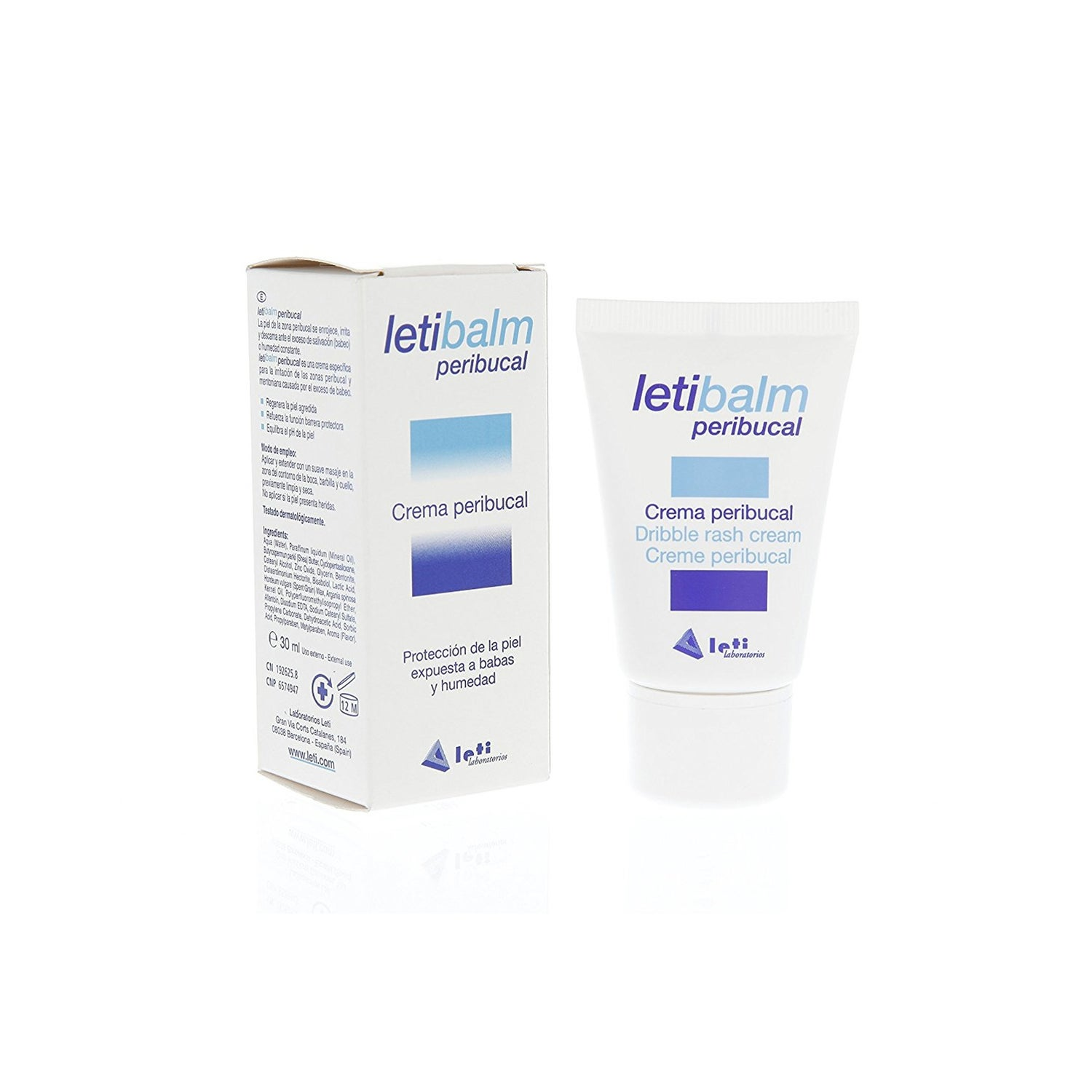 Pediatrico o normal letibalm